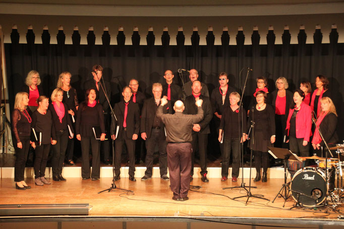 Pop-Jazz-Chor Sing'n'Swing, Gastchor aus Bonn 'Cosi fun tutti'