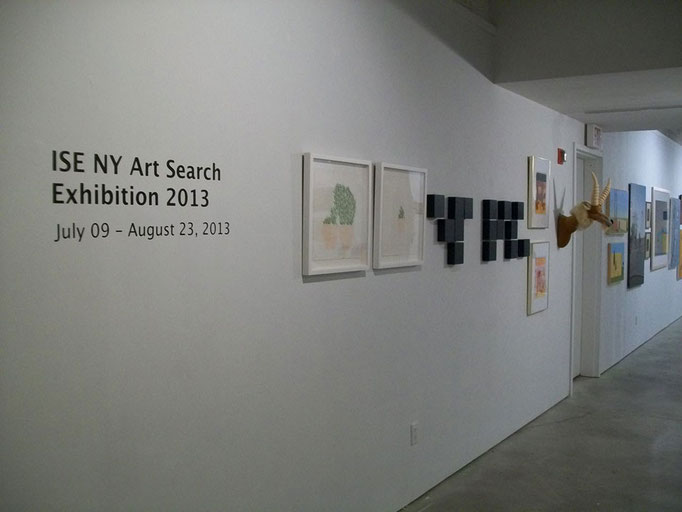 「ISE NY Art Search 2013」 New York ISE Cultural Foundation Gallery