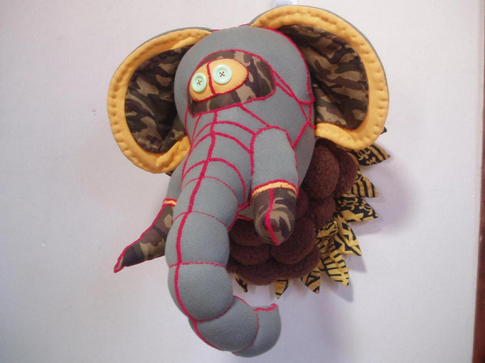Elephant(Wall hanging)
