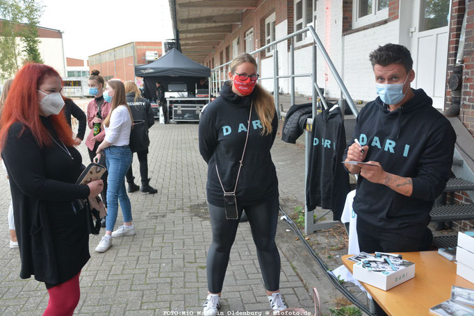 DARI & Band, FOTO: MiO Made in Oldenburg®, miofoto.de  MGO Wahlen, Konzert-,Event-& Fashionfotografie miofoto.de MiO Made in Oldenburg