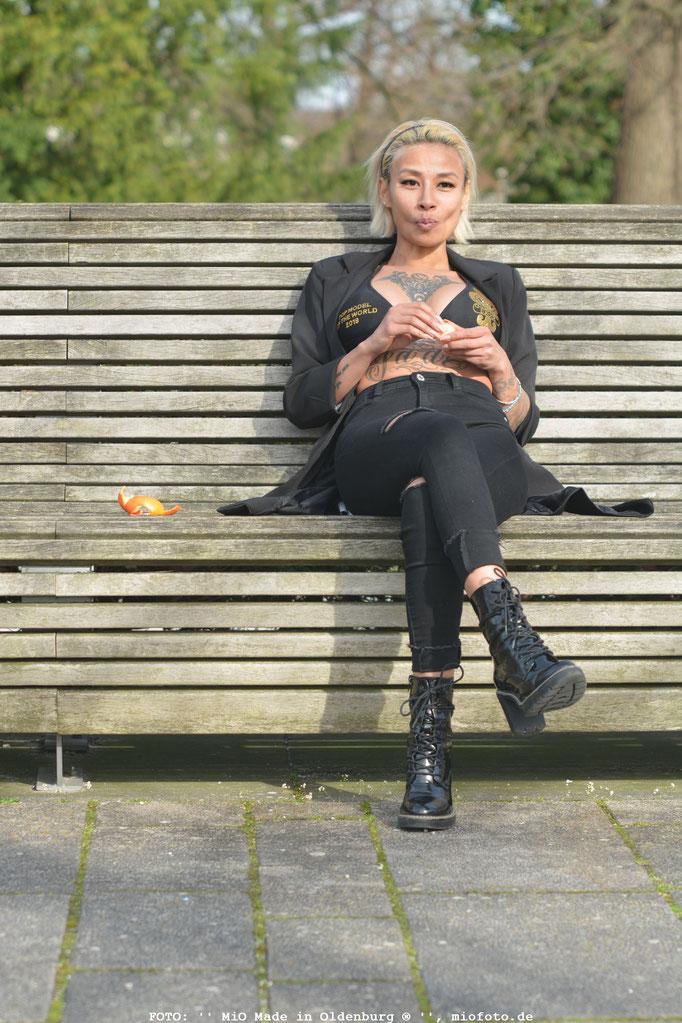 Jade, FOTO: SYSTEM-Gerd by  '' MiO Made in Oldenburg ® '', miofoto.de