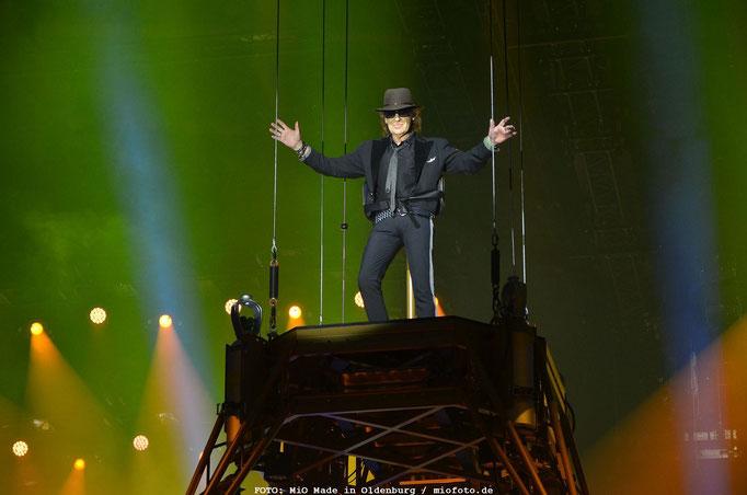 """""""Udo Lindenberg - Live 2019"""" in Bremen, FOTO:MiO Made in Oldenburg / miofoto"""