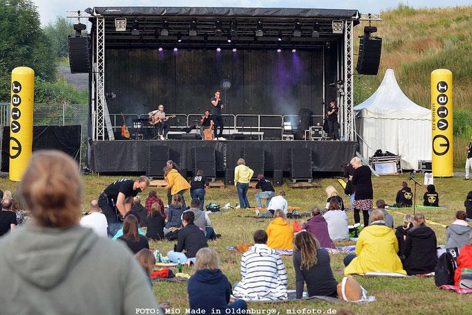 Oldenburger Picknickkonzerte Gil Ofarim Live Support: Juno17,   FOTO: MiO Made in Oldenburg®, miofoto.de,Veranstaltungen, Konzerte& Aktuell Oldenburg,  Miss Wahlen, Konzert-,Event-& Fashionfotografie,  Streetfoto