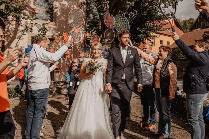 Hochzeitsfotos Rengershausen