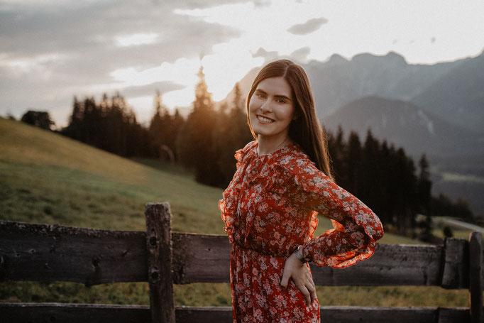 Fotograf Natur Weide Portrait