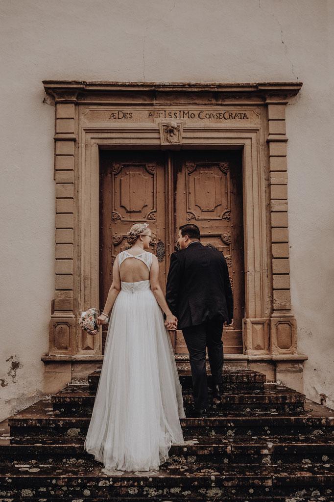 Hochzeit Vorbachzimmern