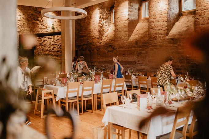 Burg Wertheim Hochzeit