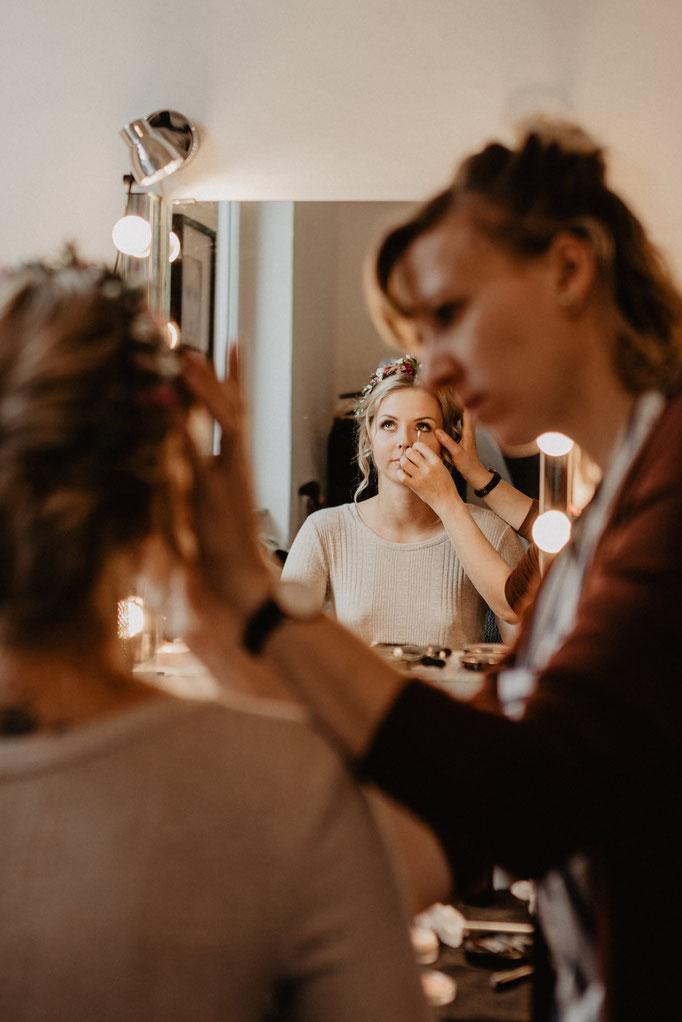 Hochzeits Make-Up Würzburg