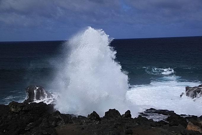 Küste vor Hanga Roa