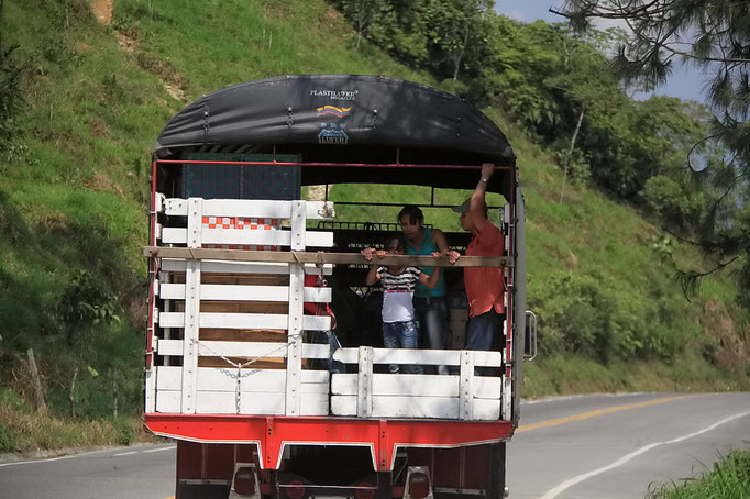 Strassentransport