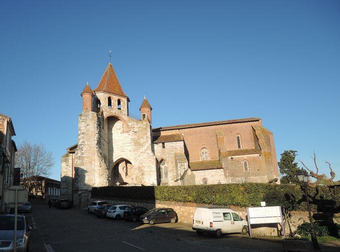 Auvillar, église St.Pierre
