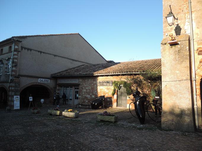 Auvillar, galerie Art'sKad