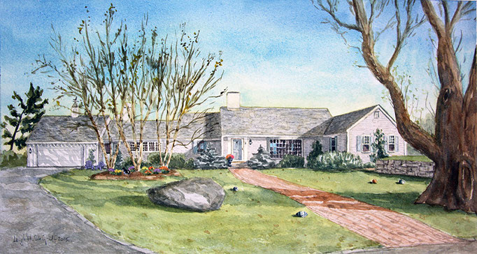 Rockport MA 7x12, commission