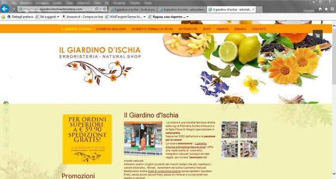 www.ilgiardinodischiaerboristeria.com