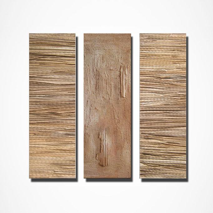 """""""Sonora Desert""""  120 x 90 cm (Triptych) - sold/verkauft"""