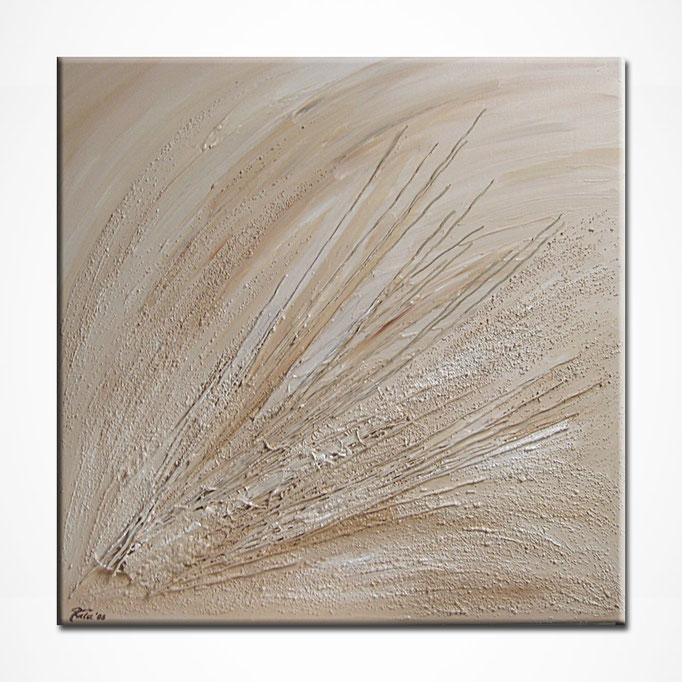 """Pure Nature (I)"" 50 x 50 cm - sold/verkauft"