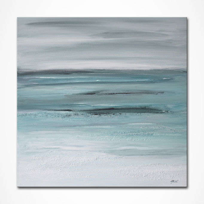 """Incoming Tide"" 50 x 50 cm"