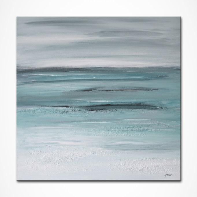 """Incoming Tide"" 50 x 50 cm - sold/verkauft"