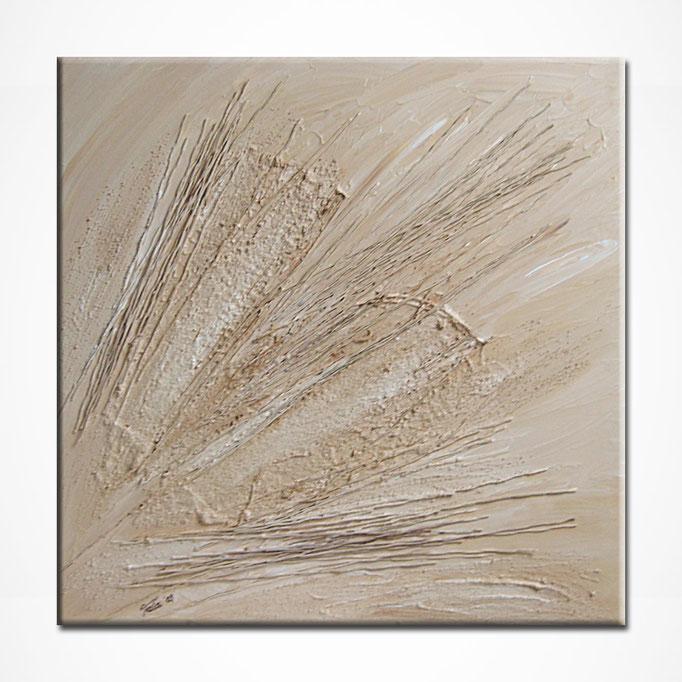 """Pure Nature (II)"" 50 x 50 cm - sold/verkauft"