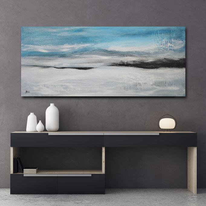 """Breeze"" 50 x 100 cm - sold/verkauft"