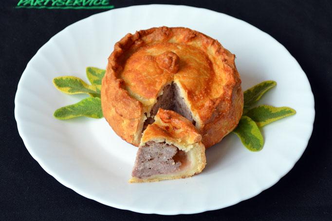 Pork Pie nach neuseeländischem Rezept