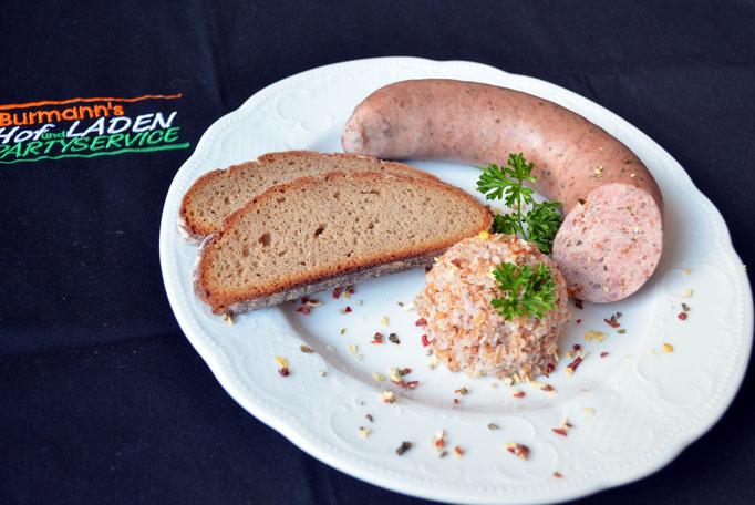 Dinkelstadtwurst