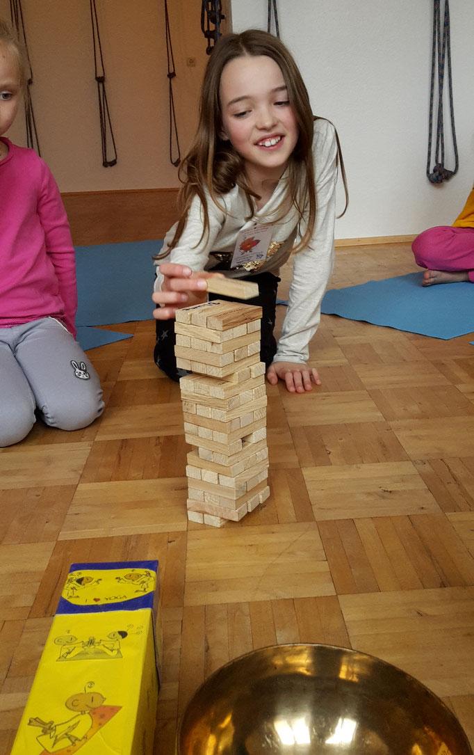Yogi-Turm-Spiel
