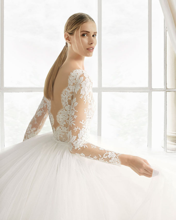 Niher. Rosa Clará Couture.