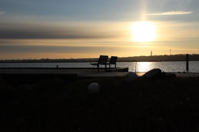 Sunrise Heiligenhafen