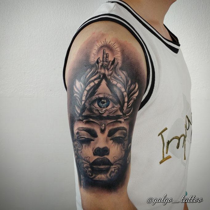 Fotos Tatuajes Realismo De Calidad En Gran Canaria