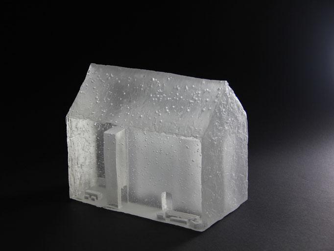 Fragile Komfortzone, 18 x 24 x 14 cm