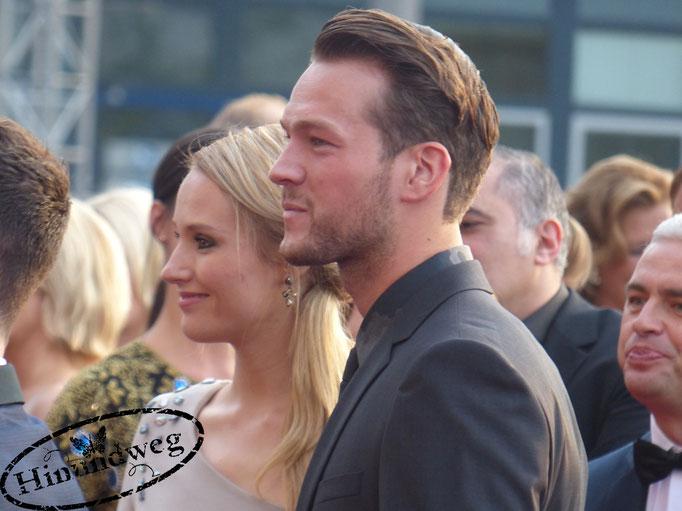 Anna Christina Hofbauer (Bachlorette 2014) und Marvin Albrecht