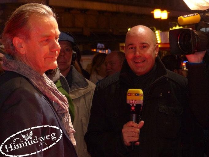 Ralf Huettner im Interview mit RTL
