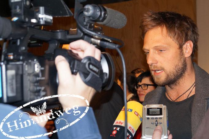 Christoph Letkowski im Interview