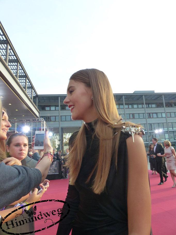 Stefanie Giesinger (Germanys next Topmodel)
