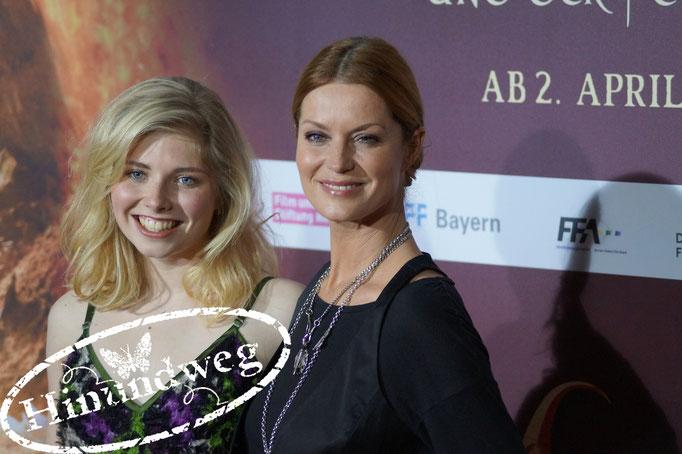 Lilian Prent und Esther Schweins