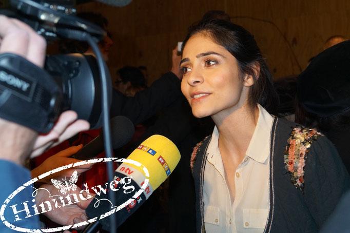 Pegah Ferydoni im Interview