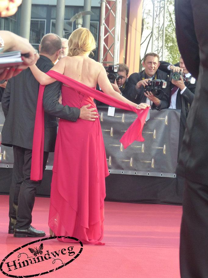 Erdogan Atalay und Katja Ohneck