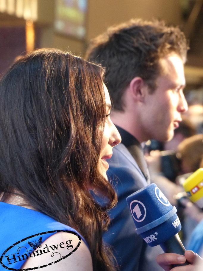 Maria Ehrich im Interview