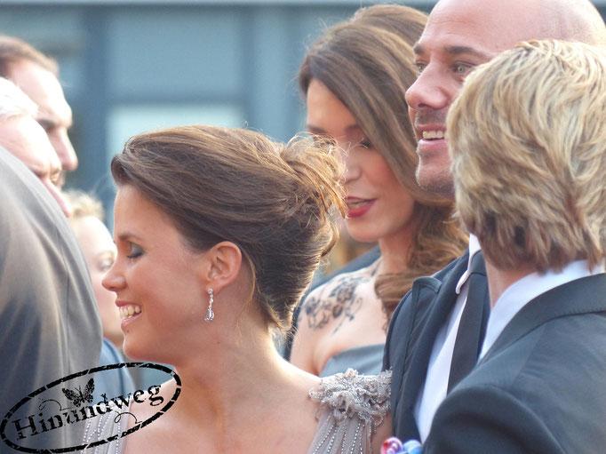 Marlene Lufen, Claudia Loesch; Christian Tews