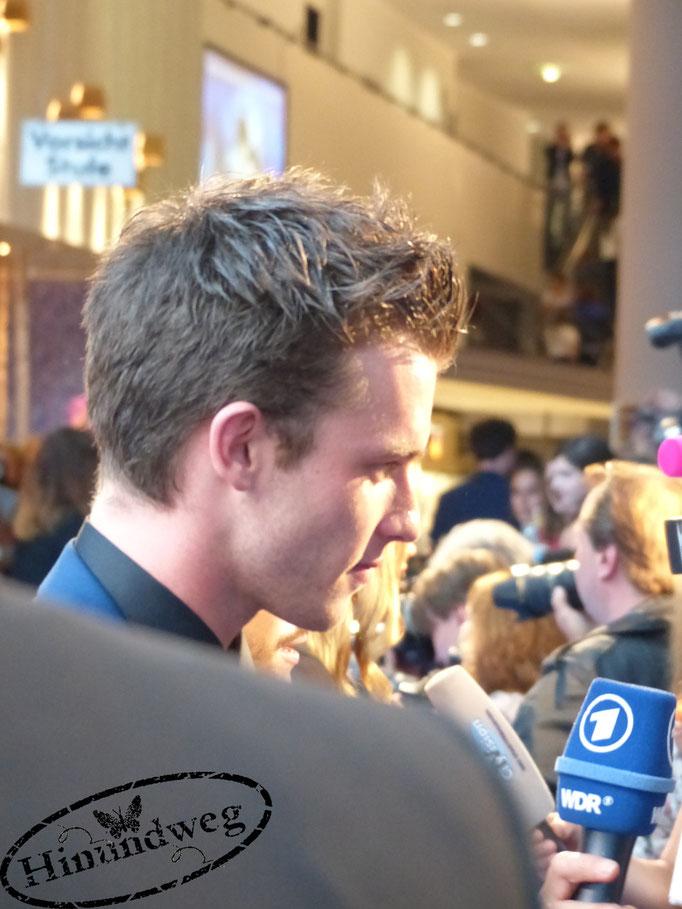 Jannis Niewöhner im Interview