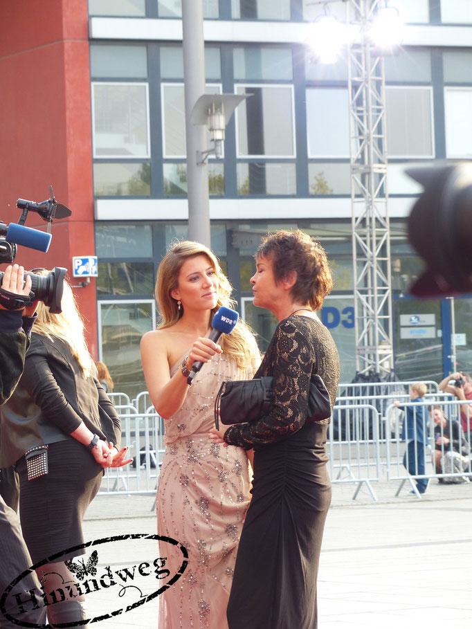 Katrin Sass im Interview mit Catherine Vogel (WDR)