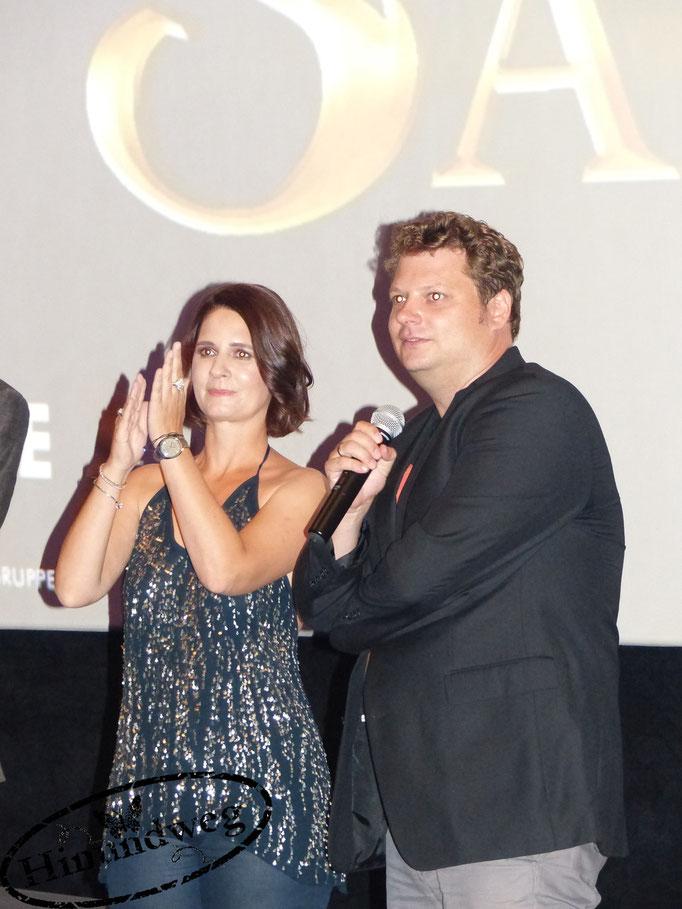 Regisseure Felix Fuchssteiner und Katharina Schöde