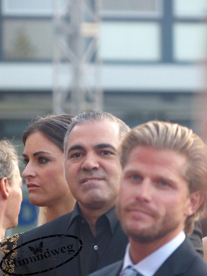 Aiman Abdallah und Paul Janke