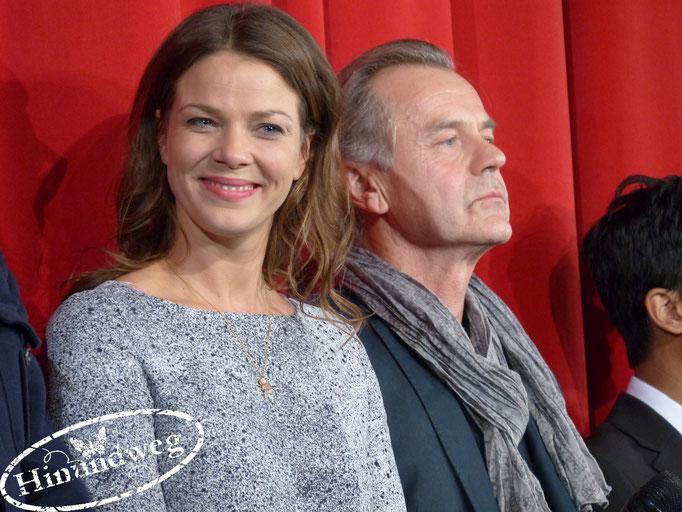 Jessica Schwarz und Ralf Huettner