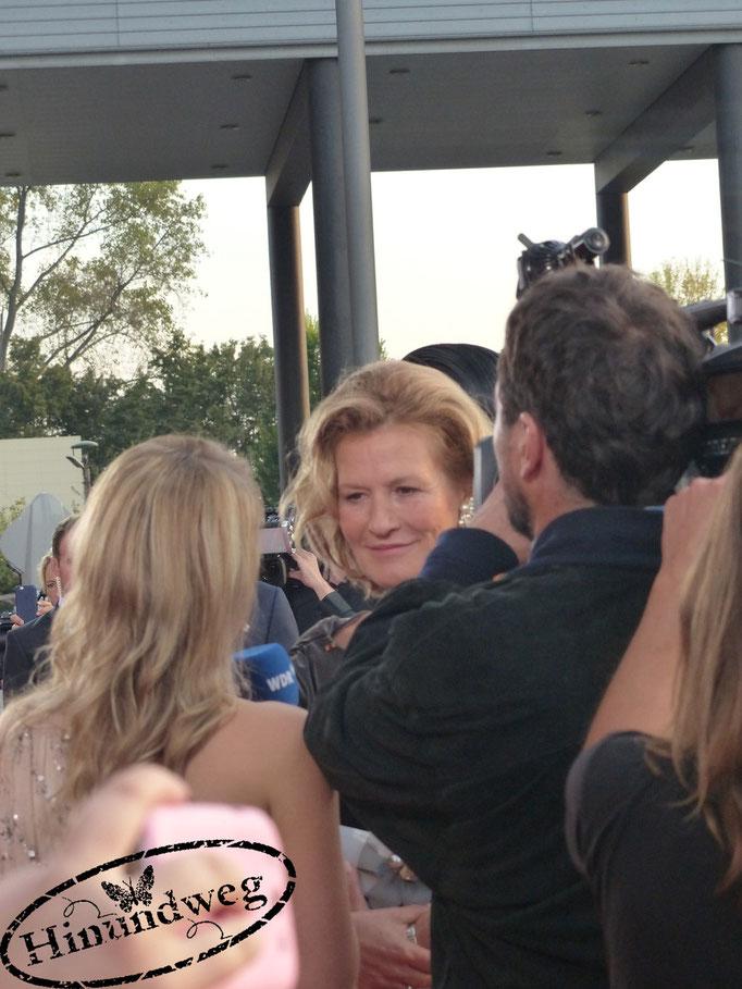 Suzanne von Borsody im Interview mit Catherine Vogel (WDR)