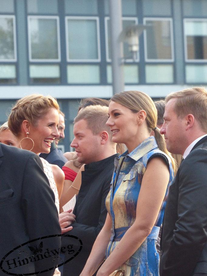 Mareile Höppner, Martina Hill, Robert Lohr