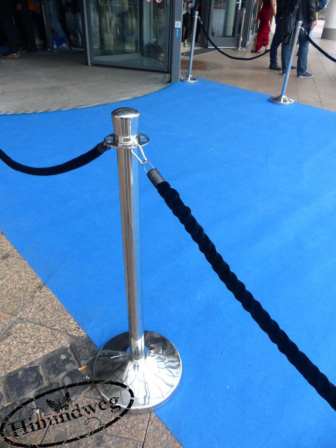 Blaue Teppich, Deutschlandpremiere
