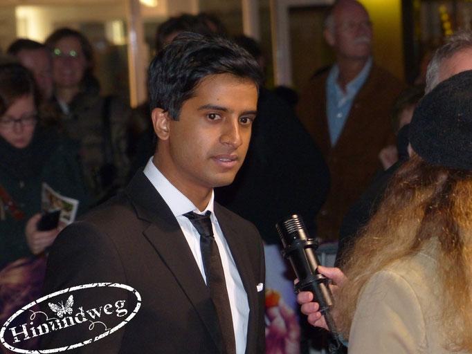 Hamza Jeetooa im Interview