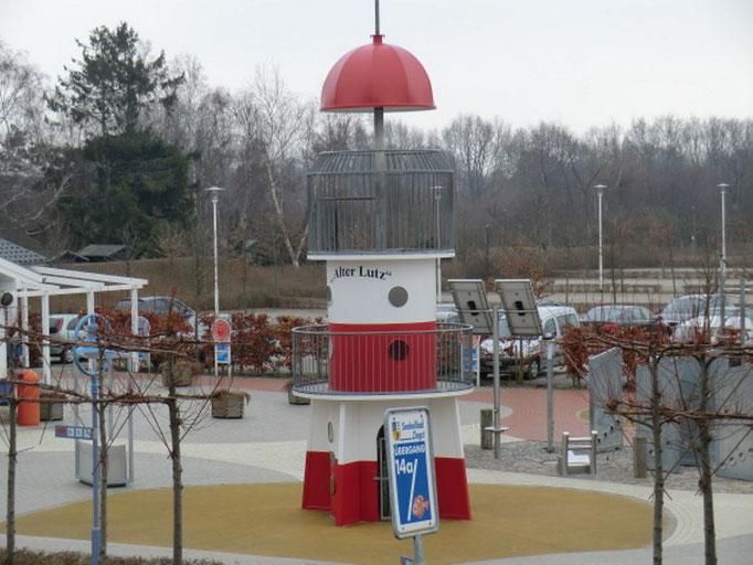Leuchtturm beim Experimentarium